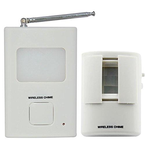 9. Motion Detector Chime Alarm Wireless dog barking PIR Sensor doorbell Alarm