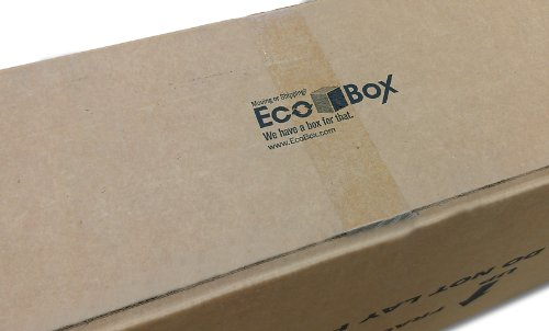 EcoBox 50 to 55 Inches TV Box and UBlox Foam Kit (E-6834) by EcoBox (Image #4)