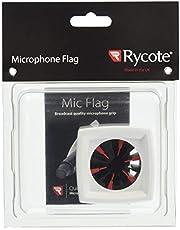 Rycote Square Mic Flag (White)