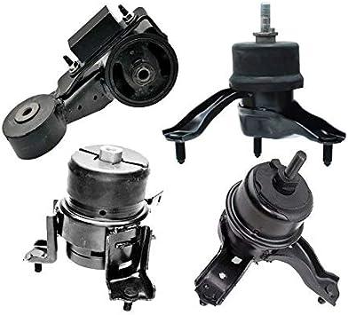 Engine Motor /& Trans Mount Set 4PCS for 2004-2006 Lexus ES330 3.3L