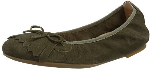 ks Green Unisa Flats Women''s Ballet Salvia Ayele salvia Toe Closed vr0UEP0wq