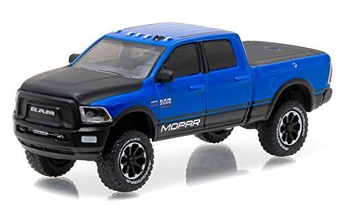 New 1:64 ALL-TERRAIN SERIES 4 - BLUE 2017 DODGE RAM for sale  Delivered anywhere in USA