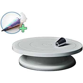 Amazon Com Wilton Trim N Turn Ultra Cake Turntable
