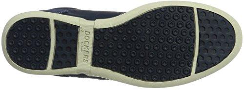 Sneaker Blau Dockers Gerli 201 Herren Hellblau Grau 34sa801 by zBTX4TH6qR