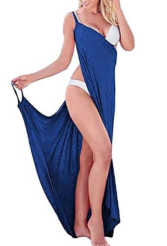 OUR WINGS Women Greek Goddess Spaghetti Strap Sarong Beachwear