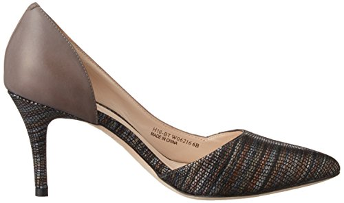 Cole Haan Womens Highline Dorsay Pump Stormcloud Hagedissenprint