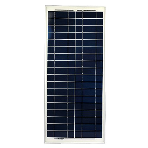 40 Watt Solar Battery Charger - 7