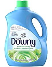 Downy Ultra Fabric Softener Liquid, Mountain Spring Fabric Conditioner, 3.06 L (120 Loads) - Packaging May Vary