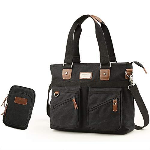 Zbshop Herren Tasche, Einzeltasche, Umhängetasche, Handtasche, Aktentasche, Computertasche