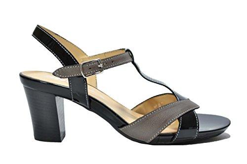 Melluso Sandali scarpe donna nero K95105