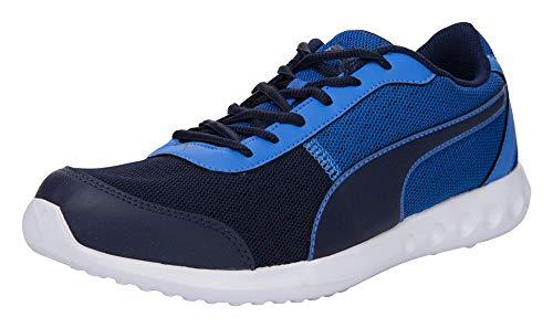 Puma Men's Xyork V2 Idp Peacoat-Strong Blue Running Shoes-10 UK (44.5 EU) (37086201)