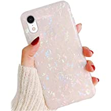 KUMTZO Compatible for iPhone XR case,Cute Girls Women Sparkling Shiny Soft TPU Silicone Back Cover for iPhone XR 6.1 inch (2018 Release)_Colorful