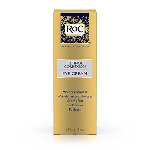 Roc Retinol Correxion Eye Cream 0.5 Ounce 14ml 6 Pack