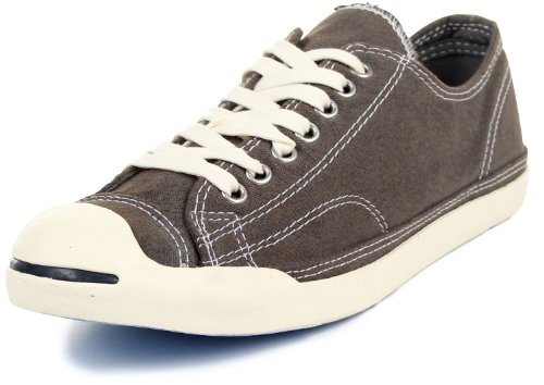 Converse - Jack Purcel LP II Schuhe in Grau / Weiß Grau