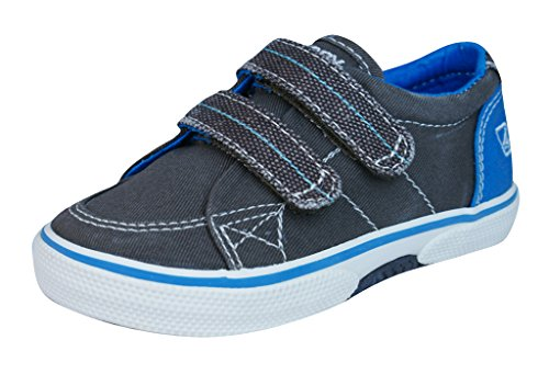 Toddler Boy's Sperry Top-Sider Kids 'Halyard' Sneaker Brown/
