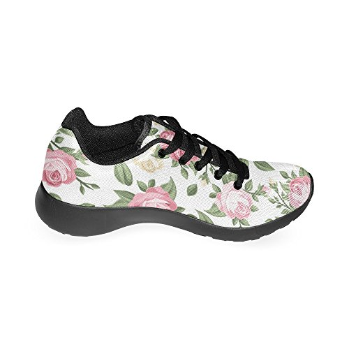 Womens Walking Lightweight InterestPrint Running Shoes Sneakers Road Sports Athletic Jogging dCwqU0