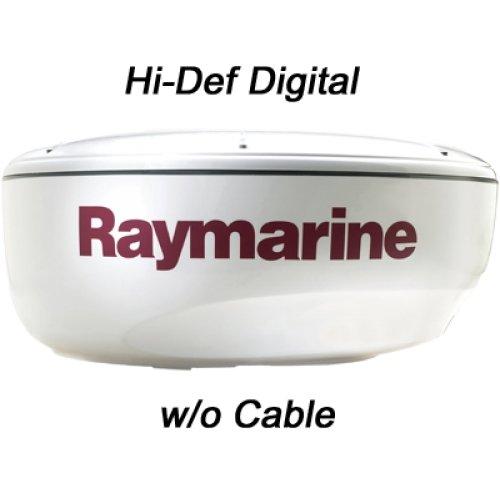 (RAYMARINE RD418HD 4KW 18