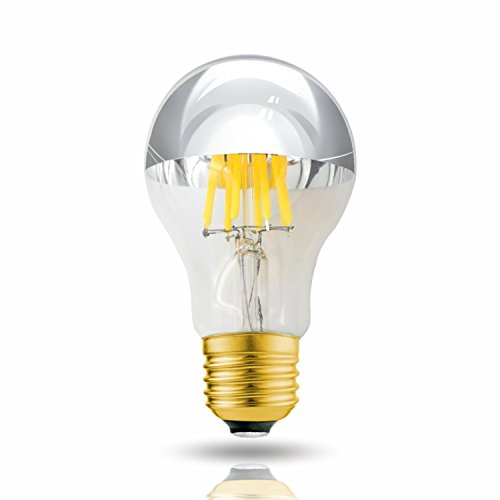 Half Chrome Light Bulb Led
