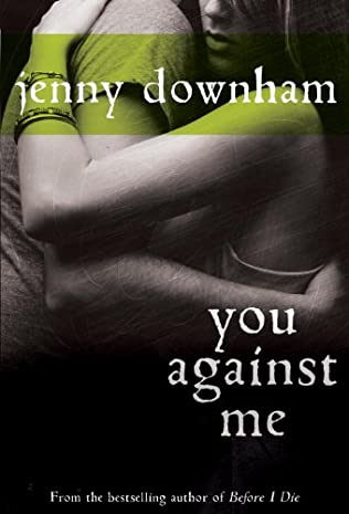 book cover of You Against Me