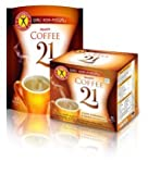 Naturegift Instant Coffee Mix 21 Plus L-carnitine Slimming,Weight Loss Diet ,Box of 10 sachets:(Pack of 3)