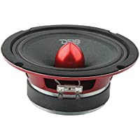 DS18 PRO-X6.4BM PRO Series 6.5 Midrange Loudspeaker 300W RMS, 600W Max Power-Set of 1