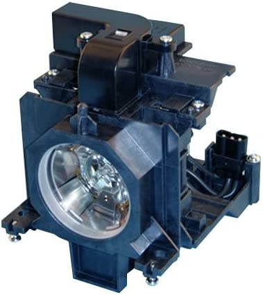 Lutema Platinum for Sanyo PLC-WM4500L Projector Lamp with Housing Original Philips Bulb Inside