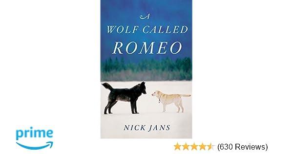 A Wolf Called Romeo: Nick Jans: 9780547858197: Amazon com: Books