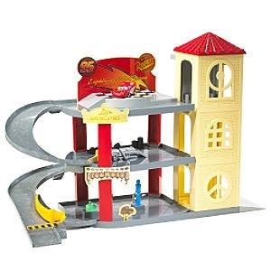 Disney Cars Piston Cup Garage Amazoncouk Toys Games