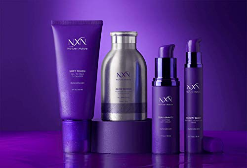 41vvuDnfKPL - NxN Total Moisture 4-Step Anti-Aging & Dry Skin Treatment System, With Coconut, Coffee, Green Tea, Licorice Root, Sea Buckthorn Oil, Squalane, Blueberry & Grape Seed Extract