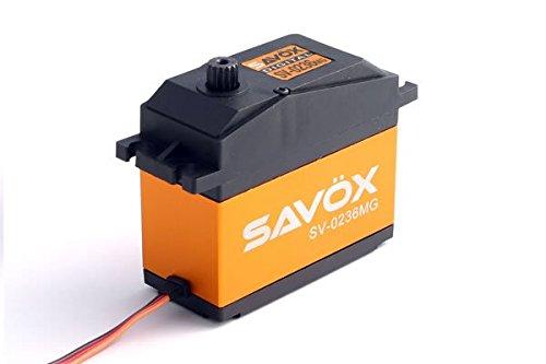 Savox 0.17/555.5 High Voltage Servo (1/5 Scale) (Sv Servo)