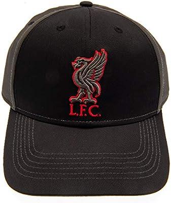 Liverpool FC TFS Gorra de béisbol para Adulto, Color Negro ...