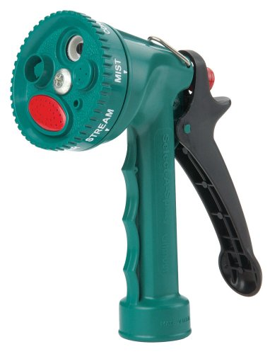 Gilmour Poly Multi-Spray Pistol Grip Nozzle 2-Pack