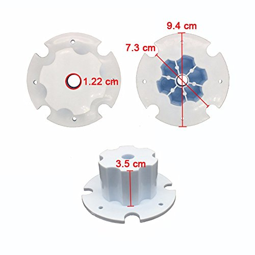 Transmission Gear External Gear Accessories Connect Gearbox Motor and Wheels for Kids Power Wheels, 550 Gearbox Accessories Children Electric Ride On Toy Car Replacement Parts A