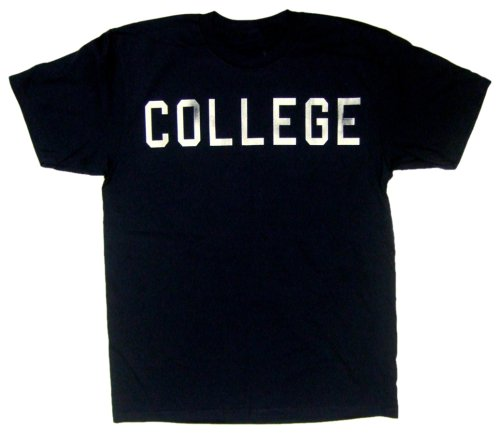 American Classics Men's Animal House Distressed College T-Shirt