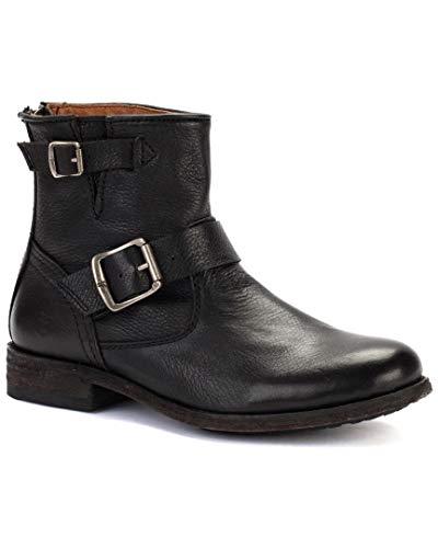 Frye Tyler Women's Black Engineer Boot 9.5B