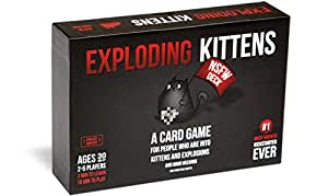 Exploding Kittens: NSFW Edition (Explicit Content - Adults ONLY! English Version)