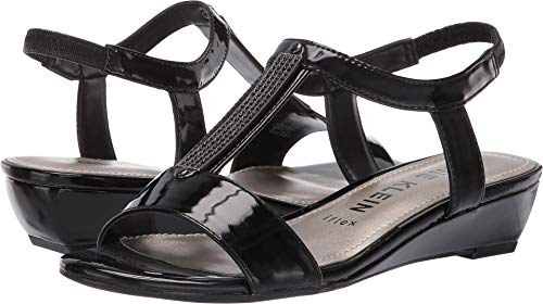 Anne Klein Women's Melessa Black 6.5 M US