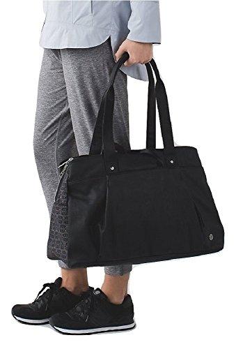 f9c90626f94 Lululemon Om The Day Bag Reflective Black - Buy Online in Oman ...