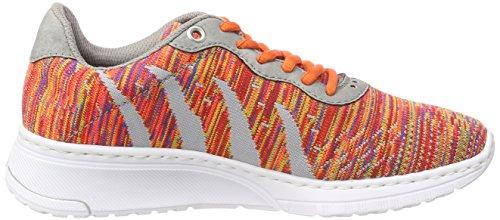 Cement 91 Trainers Women's Multicoloured Rieker Multicolor Multicolour N5007 YTq0fwA