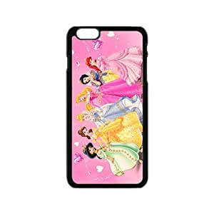 Pink queen and princesses Cell Phone Case for Iphone 6