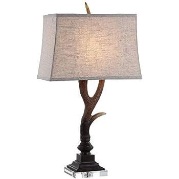 Amazon.com: Jonathan y jyl1031 a Mini lámpara de mesa, negro ...