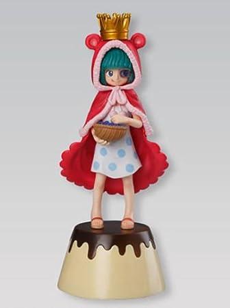 original Figur   Sugar   12cm One Piece Super Styling Flame of Revolution