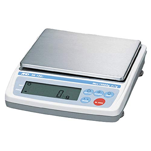 (Lab Balance, A&D Weighing EK-1200i NTEP, Legal For Trade Everest Compact Balance Series, 1200 Grams x 0.1 Grams NEW !! (Measures in G, OZ, OWT, DWT, CT, GN))
