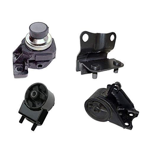 ONNURI For 1998-2001 Mazda 626 2.5L AUTO Trans Motor & Trans Mount Set 4PCS! : A6457, A6460, A6405, A6440 - K0522