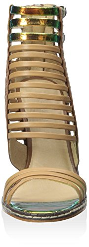 L.A.M.B. Womens Brook Dark Camel/Copper H1XxZ