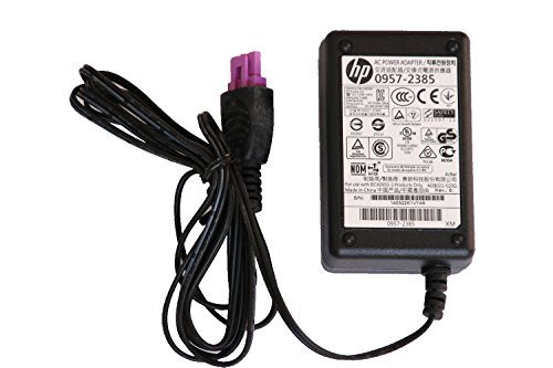 AC DC Adapter HP 0957-2403 0957-2385 For HP Deskjet 1010 1012 1510(not PSC 1510) 1512 1513 1514 1518 2515 2548 2540 2541 2542 2543 2544 2546 2546 2548 2549 HP Officejet 2620 Printer Power Supply Cord by Nicer-S (Image #2)