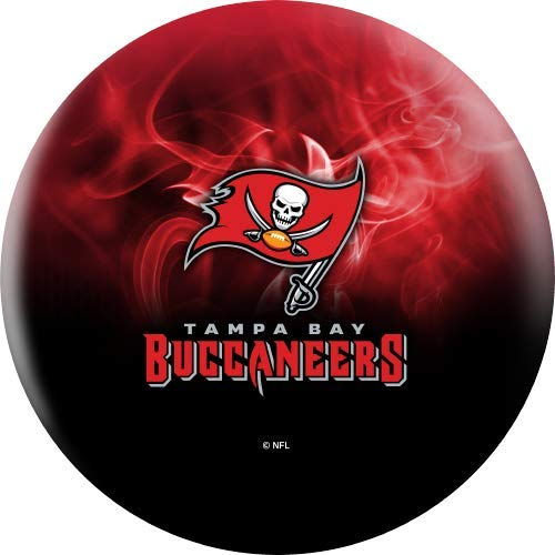 NFL-Tampa-Bay-Buccaneers-On-Fire-Undrilled-Bowling-Ball