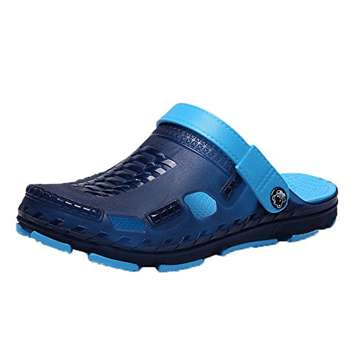 Aire Flops Casual Hombres Planas Caminando Flip Azul Playa Verano Zapatillas Alikeeysandalias Al Libre E6ZwFw