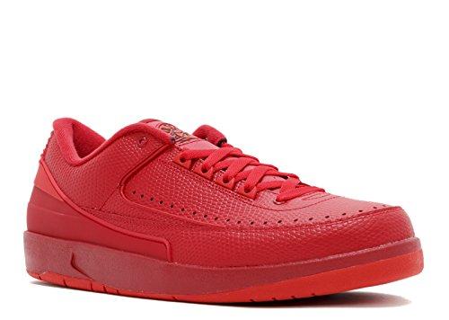 Jordan Men's Air 2 Retro Low Basketball-Shoes - 832819 606