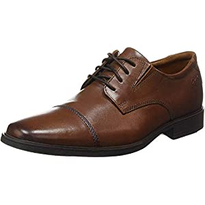 Clarks Men's Tilden Cap Oxford Shoe